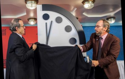 Doomsday clock 2020 moves closer than ever to Apocalypse as nuclear war threat pushes it 20 seconds nearer to midnight – The Sun