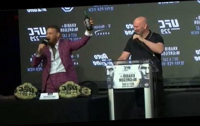 Why is Conor McGregor's whiskey named Proper No Twelve, how much does a bottle cost and is it sponsoring UFC 229 showdown?