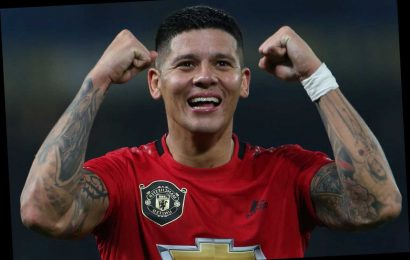 Man Utd set to loan outcast Marcos Rojo to Argentine side Estudiantes after failing to find buyer – The Sun