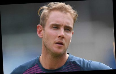 Stuart Broad loving father-figure role as England's leading bowler eyes 2021 Ashes – The Sun