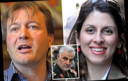 Husband of Brit jailed in Iran says US killing General Qasem Soleimani harms her chances of freedom – The Sun