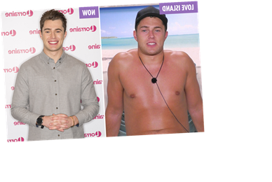 Curtis Pritchard's weight loss – How Love Island star lost a stone since leaving the villa – The Sun