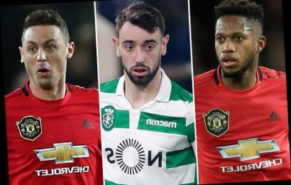 Bruno Fernandes to be paid less than fellow midfielders Matic and Fred despite Man Utd hoping transfer can revamp side – The Sun