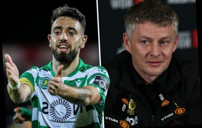 Man Utd boss Solskjaer refuses to deny scouting Bruno Fernandes and admits he has spies eyeing transfer targets – The Sun