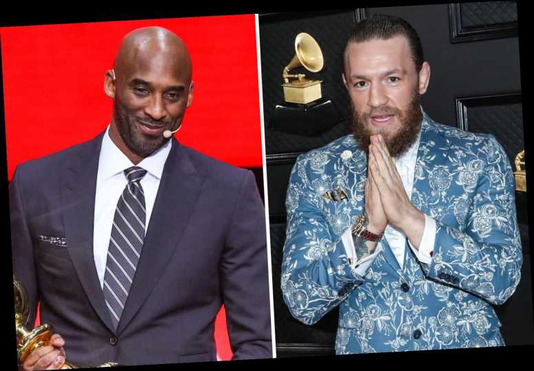 Conor McGregor says Kobe Bryant's 'power has transcended' as UFC star mourns loss of NBA legend – The Sun