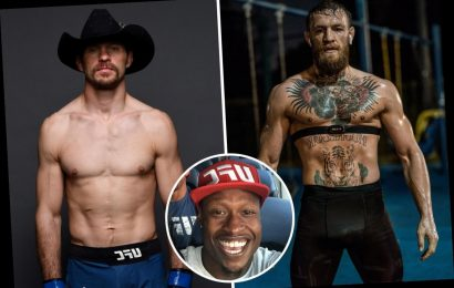 Conor McGregor has 'just has a left hand' and will 'fade after first round' says Donald Cerrone's trainer – The Sun