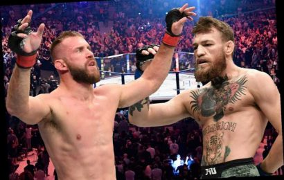 Watch UFC 246 McGregor vs Cowboy press conference LIVE: Follow latest updates as pair face off – The Sun