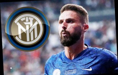 Inter Milan leading transfer battle for Chelsea outcast Olivier Giroud but Aston Villa and Newcastle not giving up hope – The Sun