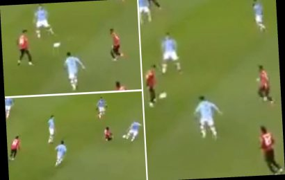 Moment that caused Man Utd boss Solskjaer to tear into Lingard, who lost possession a staggering 8 times vs City – The Sun