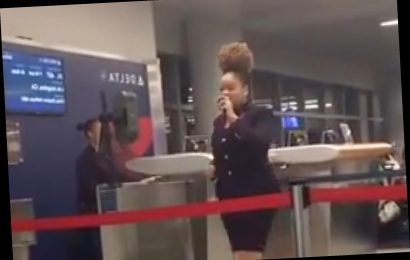 Delta employee delivers words of comfort after Kobe Bryant tragedy