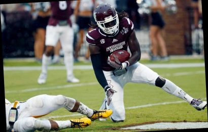 Ex-Mississippi State receiver De'Runnya Wilson found dead in apparent homicide