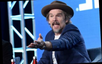 Ethan Hawke On Playing The Complexities In Showtime's 'The Good Lord Bird' – TCA