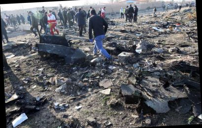 Black boxes from doomed Ukraine flight sent to Kiev for investigation