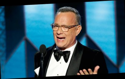 Here's Why Tom Hanks Said He Has Five Children at Golden Globes 2020 When He is Father of Four