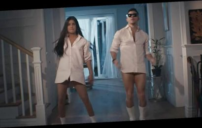 Jonas Brothers' New 'What A Man Gotta Do' Video Pays Homage to Classic Movies – Plus Their Wives Appear!