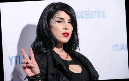 Kat Von D steps down from her makeup company