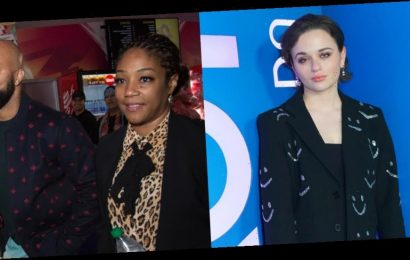 Joey King, Tiffany Haddish, & More Check Out Cirque du Soleil's Volta Opening Night in L.A.