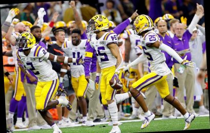LSU might be greatest college football team ever