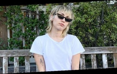 Miley Cyrus Debuts New Short Haircut for the New Year, Teases New Music