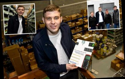 Teen turns £500 electronics start-up into a £1m business from his bedroom – The Sun