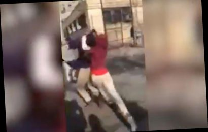 Queens dad pulls daughter from school after videoed playground attack