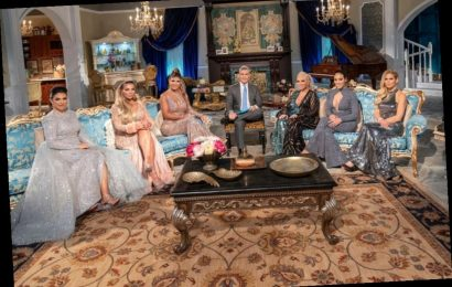 The 'RHONJ' Season 10 Reunion Seating Arrangement Was Revealed and Fans Have Issues