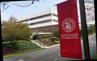 Sacred Heart University student busted for sharing photo of naked, unconscious female