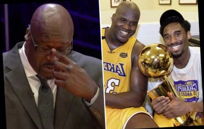 Shaquille O'Neal breaks down in tears over tragic pal Kobe Bryant as LA Lakers legend reveals he cannot sleep after news – The Sun