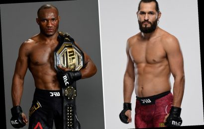UFC champ Jorge Masvidal threatens Kamaru Usman with gun gesture and vows 'I'm going to kill you, f*** you up' – The Sun