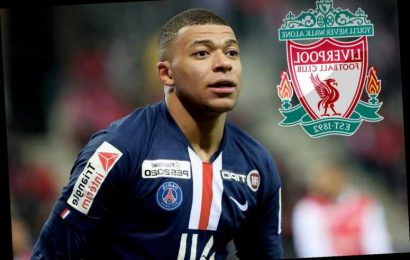 Kylian Mbappe 'open to Liverpool transfer' but PSG superstar will set Reds back a staggering £253m – The Sun