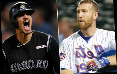 How Todd Frazier impacts Rangers' Nolan Arenado trade pursuit
