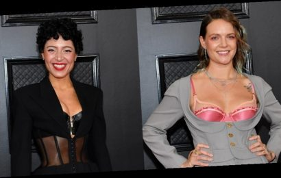 Grammy Nominees Tove Lo & Emily King Hit the Red Carpet for Premiere Ceremony