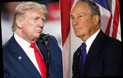 Trump rips Bloomberg campaign ads on health care as 'false advertising'