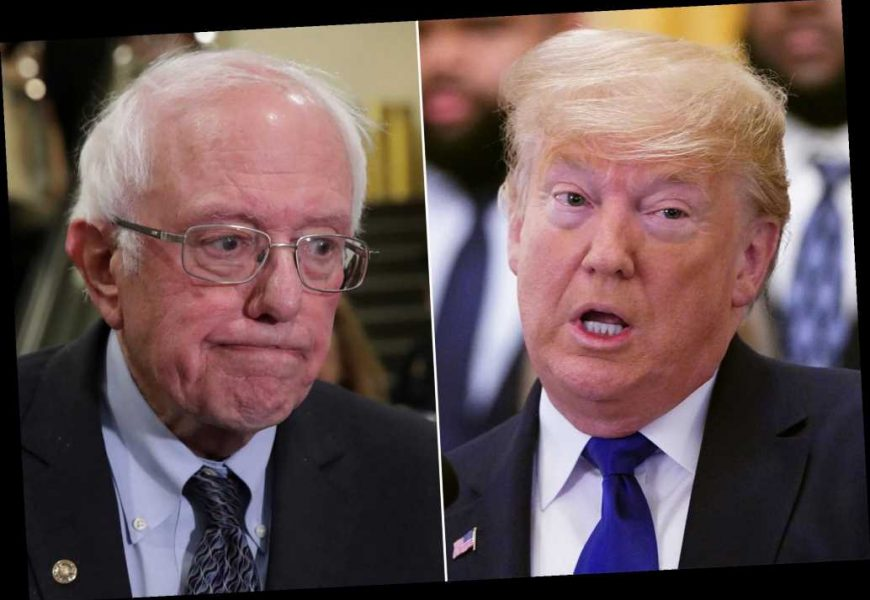 Trump: Impeachment trial is a scheme to hurt Bernie Sanders' chances in Iowa