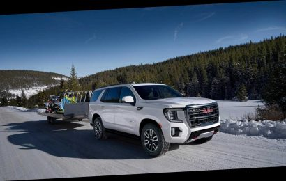 2021 GMC Yukon adds features for improved ride, comfort, capability