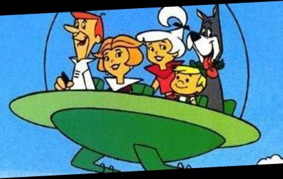 Jetsons' flying car tops list of all-time favorite cartoon cars