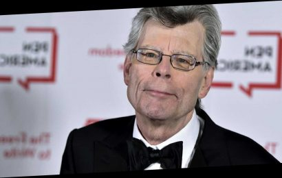 In new op-ed, Stephen King writes that the Oscars are 'rigged in favor of the white folks'
