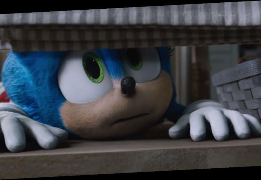 Sonic The Hedgehog Movie Tickets On Sale Ahead Of Valentine's Day Release