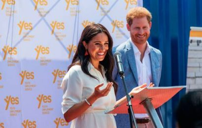 Harry and Meghan offer to refund taxpayers part of their security bill – if they can earn enough