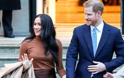 Heir we go: What now for Meghan and Harry?