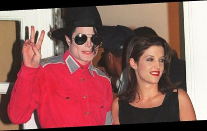 Michael Jackson marriage 'was my attempt to save him,' says Lisa Marie Presley