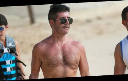 Simon Cowell vows he's not lying about gastric band behind 2-stone weight loss