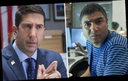Intelligence on Sky cast: Who is Nick Mohammed? Meet the mind behind Intelligence