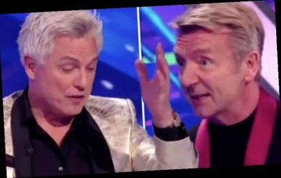 Dancing on Ice star reveals real reason for judges clashing 'Starting to go at each other'