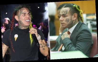 Tekashi 6ix9ine plans to move into home with 'Fort Knox-like security'