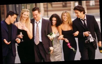 Friends cast to appear in reunion special and earn $2.25 million