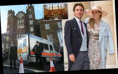 Taxpayers face huge security bill for Princess Beatrice's wedding