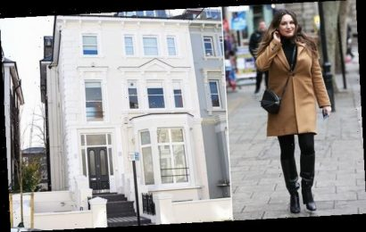 Kelly Brook terror as thieves burgle £3m London home for jewellery