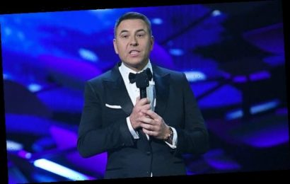 TALK OF THE TOWN: David Walliams bows out of the NTAs