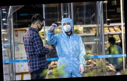 Suspected Chinese coronavirus patient commits suicide at home